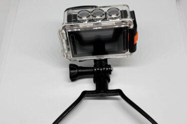 GoPro用アクセサリーは格安カメラと互換性あり!